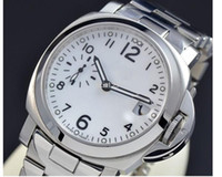 Men's automatic movement men s watch - Top Quality Automatic Movement men s watch New Mens Wristwatch Stainless Steel Automatic Watch