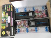 tie dye kit - Christmas Educational toys Original Rainbow Loom Kit and Tie Dye Rubber Bands Twist Bands Rainbow Loom Christmas toys