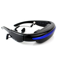 Wholesale New Virtual Private Theater System D Stereo GB Flash Video Glasses E9007A