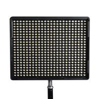 Wholesale DHL Aputure Amaran LED Video Natural Light Super Thin Waterproof Double Power Supply Color Tem Adjustable E2036C