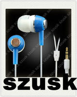 Stereo Earpiece Mp3 Inear Earbuds No Mic Earbuds with Retail...