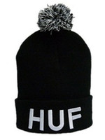 Beret Red Embroidered HUF BEANIE Snapbacks,Black Snap backs Hats,Free Shipping,High quality,New arrive