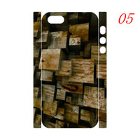 Wholesale 3D visual effect fashion mobile phone protection shell Case new for Apple iphone G S iphone4S