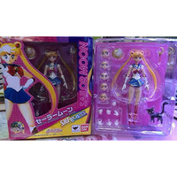 Wholesale Pretty Guardian Sailor Moon th Anniversary Simple Style amp Hero cm quot Action Figure New in Box