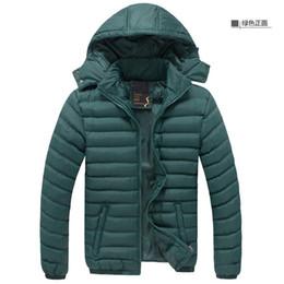 Wholesale Men s winter jacket new fashion short down jacket warm coat jacket