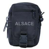 Wholesale Outdoor Tactical gear Polyester Wargame and Airsoft equipement ALW M2 Waist Pack MOLLE