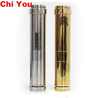 Electronic Cigarette Set Series  2014 Electronic cigarette Vaporizer Mod Chi You Mod Telescope Mod Chiyou PK Nemesis Mod King Mod with Gift box