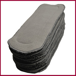 Wholesale Babyland layers bamboo charcoal inserts for baby diaper
