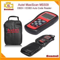 Wholesale New amp best price Autel MaxiScan MS509 OBDII EOBD Auto Code Reader US Asian amp European
