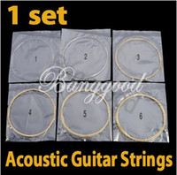 Wholesale Set Strings for Acoustic Guitar Meter M New