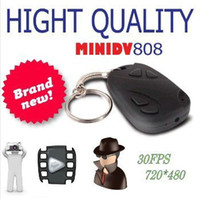 Wholesale Top Selling Car Key Chain hidden Camera Mini DVR x High Resolution fps CAMERA JBD B7