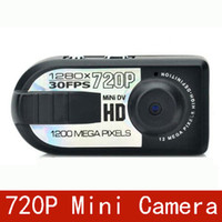 Wholesale Q5 Mini Thumb DV HD P Spy Hidden Camera Camcorder video recorder Mini DVR Support up to GB TF Card