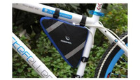 Wholesale Hot Outdoor bag Bicycle triangle bag bicycle tool bag qjq428