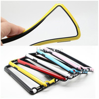 Samsung GALAXY Note 3 III Note3 Soft TPU plastic With simple opp bag Soft Bumblebee TPU Bumper Case For GALAXY Note 3 III Note3 N9000 Dual Color Durable Thick Frame Cover Free DHL Shipping 300pcs