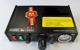 Wholesale DHL __Original Quality DS A Auto Glue Dispenser Solder Paste Liquid Controller Dropper Dispensing Machine Plastic Injection