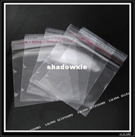 Wholesale 3000pcs OPP Clear Self Adhesive Seal Pack Bags x7cm