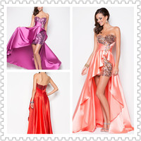 Free Shipping 2014 Sparkling Sequins Sweetheart Evening Gown...