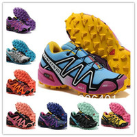 Wholesale new arrival Zapatillas salomon shoes athletic shoes men and women sports shoes running shoes color Size