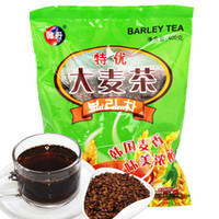 Wholesale 400g China Pure Natural Roasted Barley Tea grain Organic Health Care the grain Tea Damai Tea green food for healthy care