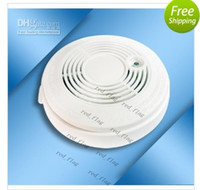 Wholesale LLFA124 Home Safety Combination Carbon monoxide detector amp Smoke detector Alarm