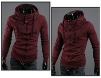 Wholesale NEW Assassin s Creed desmond miles Style cosplay hoodie D2960