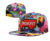 Wholesale Trukfit Galaxy Snapbacks Caps Red Snapbacks Hats New arrive high quality Hottest seller