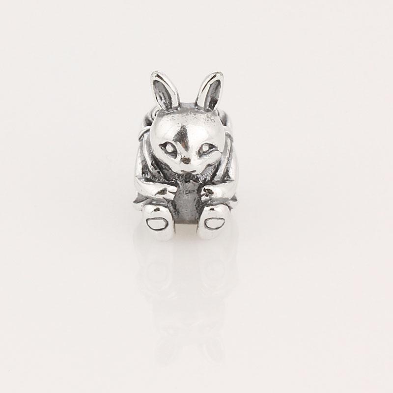 Pandora Easter Bunny Charms