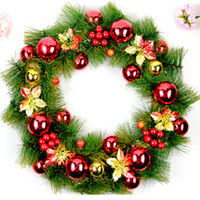artificial christmas wreath - Christmas decorations Christmas wreaths artificial Christmas wreaths Christmas wreath decoration ornaments