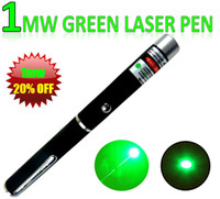 beam suppliers - 1mw MW nm Green Laser Pointer Pen light Beam Green Pen SOS Mounting Night Hunting teaching Xmas gift factory Supplier DHL FREE