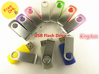 Wholesale GB swivel custom USB Flash Memory Pen Drives Sticks Disks Discs GB USB Pendrives Thumbdrives0035w