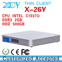 Wholesale XCY X Y Virtual desktop computer mini pc hdmi p Lanner Embedded PC low price On Off Power Switch