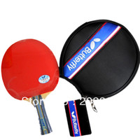 Wholesale Butterfly TBC TBC TBC501 Table Tennis Racket with Case for Ping Pong