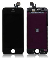 Wholesale 20PCS LCD For iPhone G Free Fedex DHL Ship with touch screen Full set Assembly White and black color