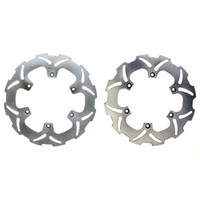 For Yamaha Brake Discs zc847 845 Front and Rear Brake disc rotor for YAMAHA WR YZ 125 250 426 1992 1993 1994 1995 19961997 1998 1999 2000