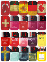 For Samsung Plastic For Christmas Nail Polish Case for Galaxy S4, Retro National Flag Hard Plastic Case Cover Shell for Samsung Galaxy S4 SIV I9500 Free Shipping MOQ:10pcs