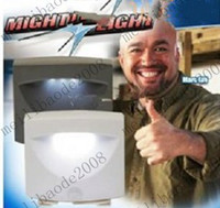 Shadeless mighty light indoor - Promotion NEW Indoor or outdoor Mighty Light White motion light sensor actiated MYY7561