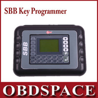 Wholesale car key immobilizer programmer silca sbb software updated languages SBB key pro V33