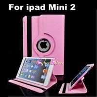 7.9'' ipad case - ipad mini2 Case Degree Rotating Smart Magnetic PU Leather Case Cover Stand for iPad Mini iPad Mini