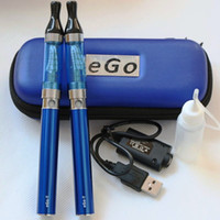 Electronic Cigarette Set Series  Dual ego ce6 kit CE6 vaporizer electronic cigarettes kit 650mah 900mah 1100mah battery e cigarettes kit ce6 atomizers ego clearomizer dhl
