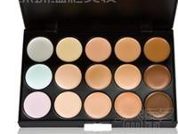 Christmas Professional palette New Arrive Professional 15 Color Camouflage Concealer Make Up Cream Palette