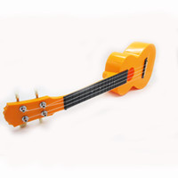 Wholesale Latest creative design ABS inch Ukulele Guitar for beginners Children guitar