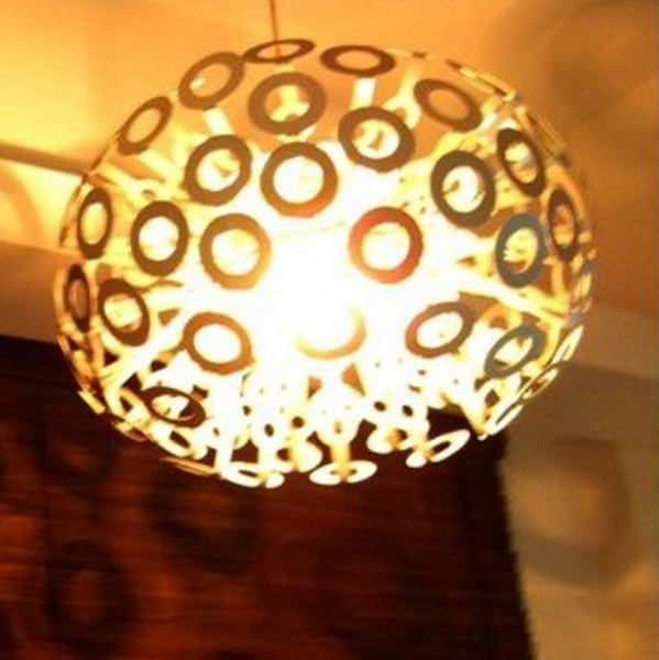Lampadario LED minimalista camera da personalità tarassaco pranzo ...