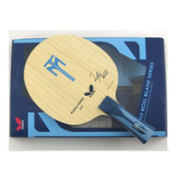 Wholesale Good quality Butterfly TIMO BOLL ALC FL Table Tennis Racket LONG HANDLE PING PONG Blade