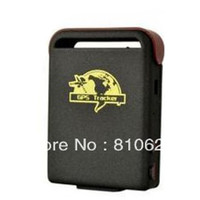 Wholesale One Piece NEW REALTIME MINI GSM GPRS GPS TRACKER TK102