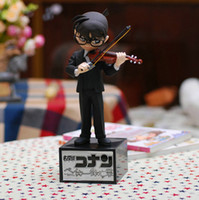 resin figure - EMS Hot sale New Marvel Detective Conan Big Anime Figure Resin Figure Toy cm