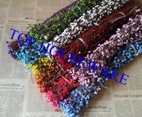 Wholesale 8 COLORS AVAILABLE PIP BERRY STEM FOR DIY WREATH GARLAND ACCESSORY Floral Fillers