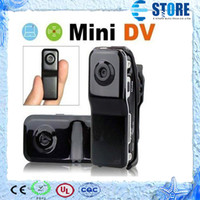 Wholesale MINI DVR Sports Video Camera MD80 Hot Selling Mini DVR Camera amp Mini with waterproof case sample wu