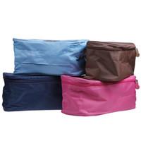 Wholesale Cloth Storage Bag Waterproof Fabric Storage Box Colorful Choose ZFS