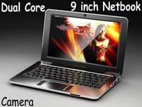 al por mayor netbook baja-20pcs mini ordenador portátil para los niños de 9 pulgadas Android 4.2 Jellybean CPU de doble núcleo precio más bajo para netbook XB09-1
