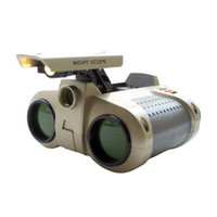 Wholesale S9Q x30mm Pop up Night Vision FlashLight Toy Binoculars Telescope Boy Girl Gift AAAAGD